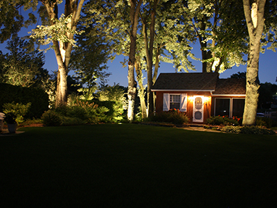 Artistic Landscape Lighting Pointe-Claire