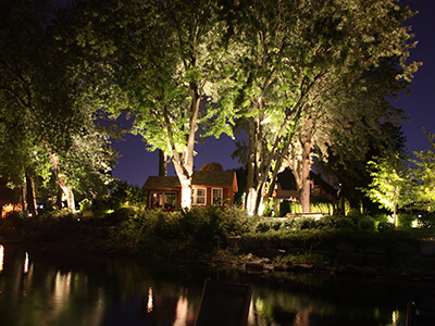 Artistic Landscape Lighting Saint-Basile-Le-Grand